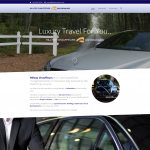 Chauffeured Executive Travel, Airport Transfers, Wedding Cars
